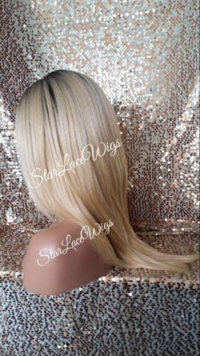 Blonde Lace Wigs For Women
