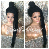 African American Braided Wigs