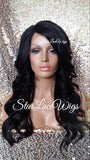 Wavy Layered Synthetic Lace Front Wig
