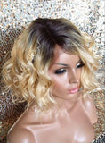 Blonde Wigs Curly Cheap WIgs