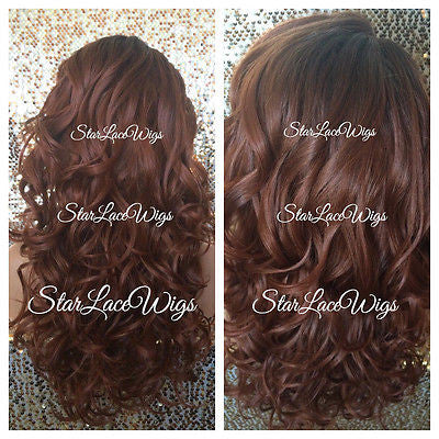 Human Hair Blend Cheap Lace Front Wigs