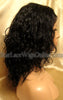 Short Wavy Human Hair Custom Full Lace Wigs For Women