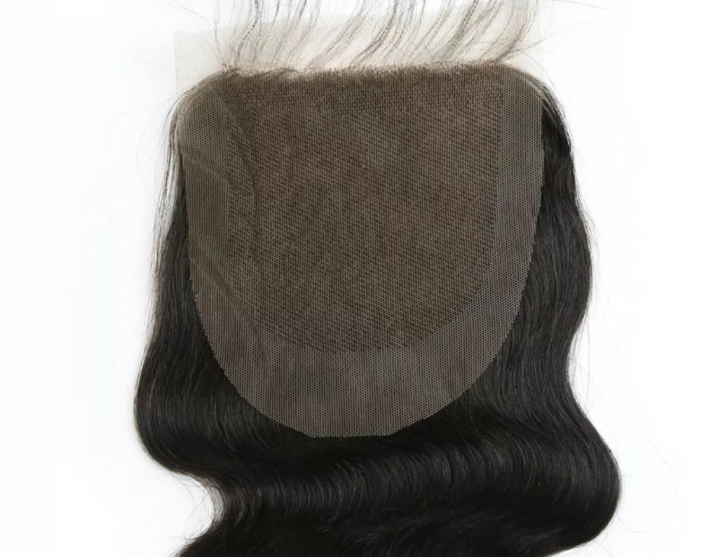 Body Wave Human Hair Lace Closure