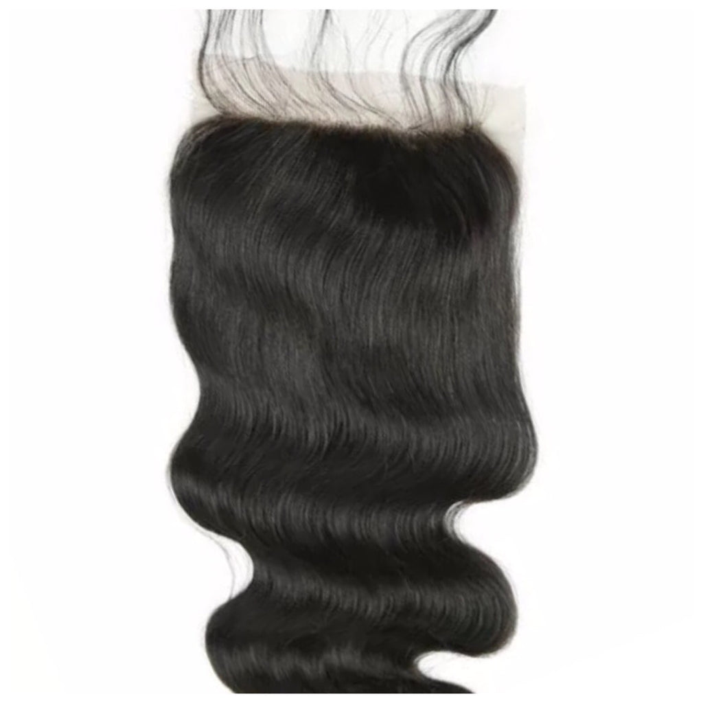 Lace Closure Virgin Hair Body Wave