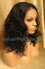 Curly Indian Remy Full Lace Wig