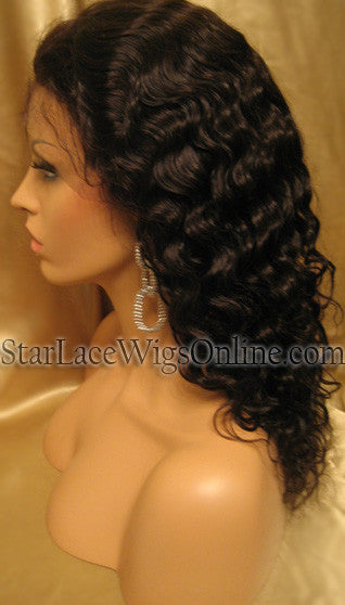 Human Hair Curly Wigs For Sale