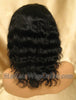 Short Curly Human Hair Custom Wigs For Black Women