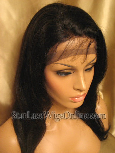 Long Straight Full Lace Wigs For Women