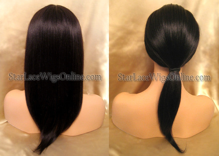 Custom Lace Front Wigs For Black Women