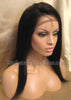 Long Straight Indian Remy Full Lace Human Hair Wigs For Sale