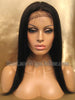 Long Straight Indian Remy Full Lace Wigs For Black Women