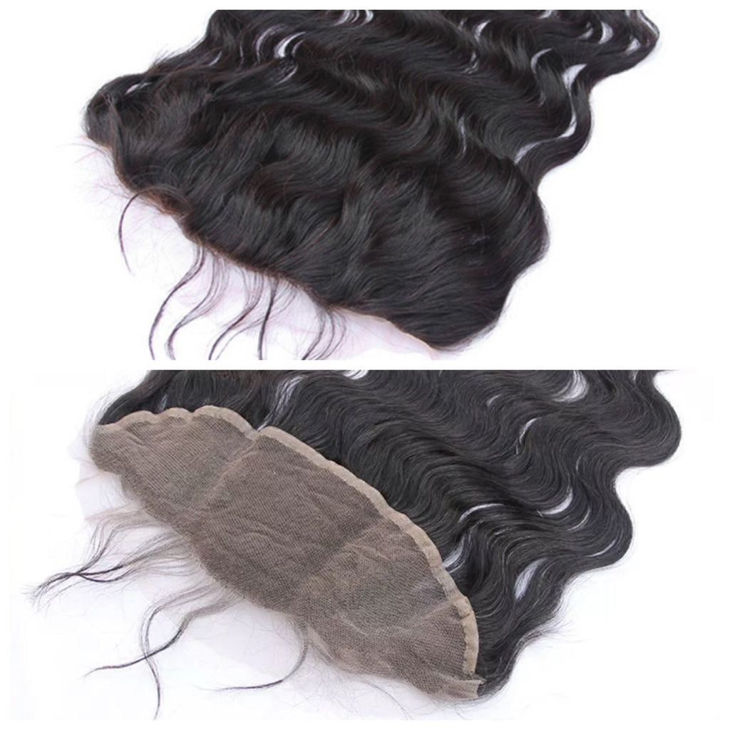 Human Hair Body Wave Lace Frontal