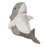 Personalized Sebastion Shark by Embroider Buddy®, Keepsake, embroidery included, Newborn, Baptism or Baby gift