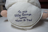 "Personalized ""Baby Cubbies"" Bottom; sign your keepsake; add to your order"