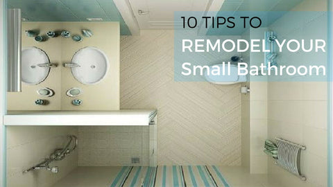 10 TIPS TO REMODEL YOUR MALL BATHROOM