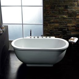 ariel platinum am128 whirlpool bathtub bathtub gorgeous tub - Jetted Tubs