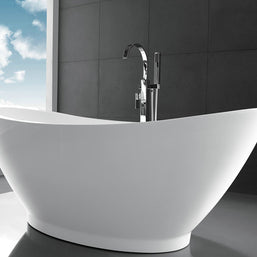 freestanding tub for two. Legion Abigail  69 Freestanding Double Ended Slipper Tub for Two Collections Gorgeous Tubs