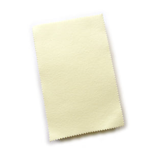 Large Yellow Sunshine Jewelry Polishing Cloth