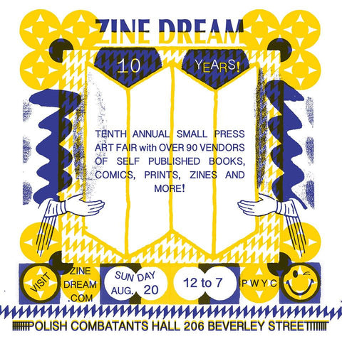 ZINE DREAM 10