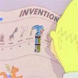 hammer pin (rlygoods x the simpsons unofficial)