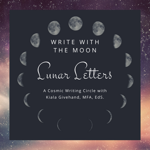 Lunar Letters with Kiala