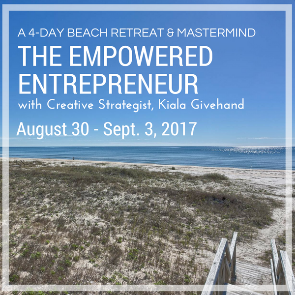 The Empowered Entrepreneur Retreat - Deposit Only