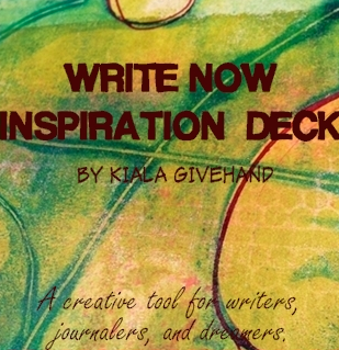 Write Now Inspiration Deck