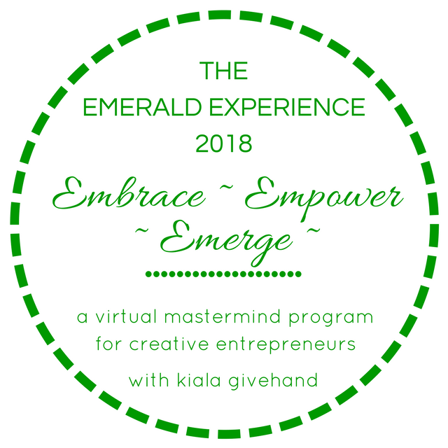 Emerald Experience 2018