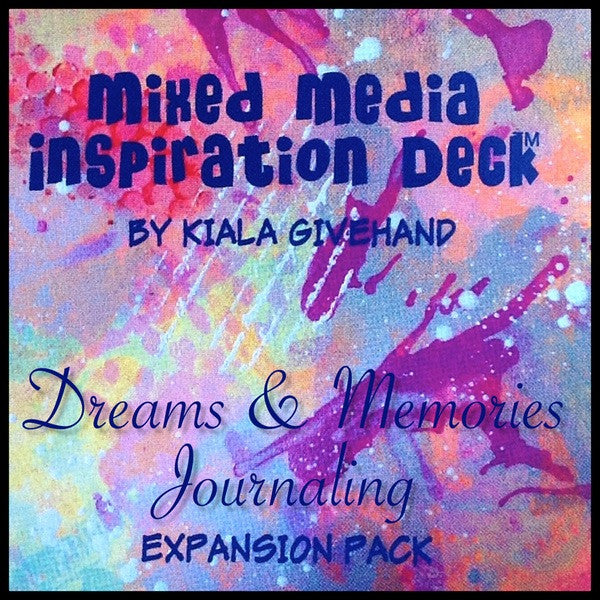 Expansion Pack -- Dreams and Memories Journaling
