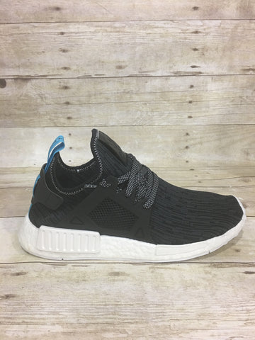Sweet Deal on Adidas Originals NMD XR1 Sneakers In Gray BY9925