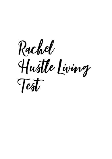 Create It A4 Portrait - Hustle Living