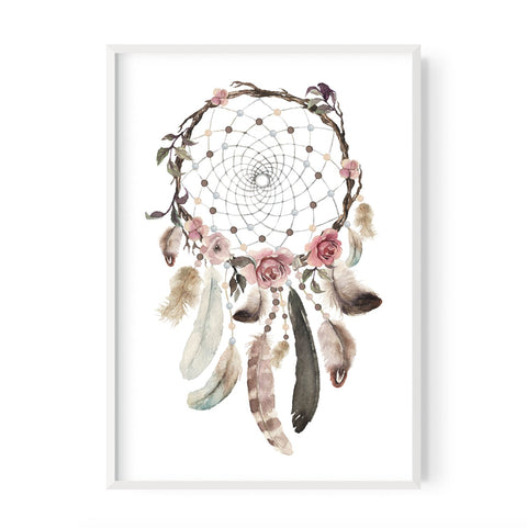 BoHo Dream Catcher #1 - Hustle Living