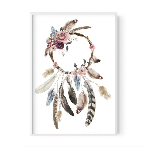 BoHo Dream Catcher #2 - Hustle Living