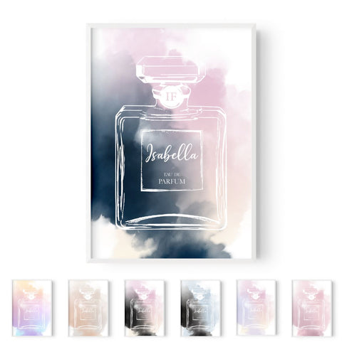My Custom Fragrance - White - Hustle Living