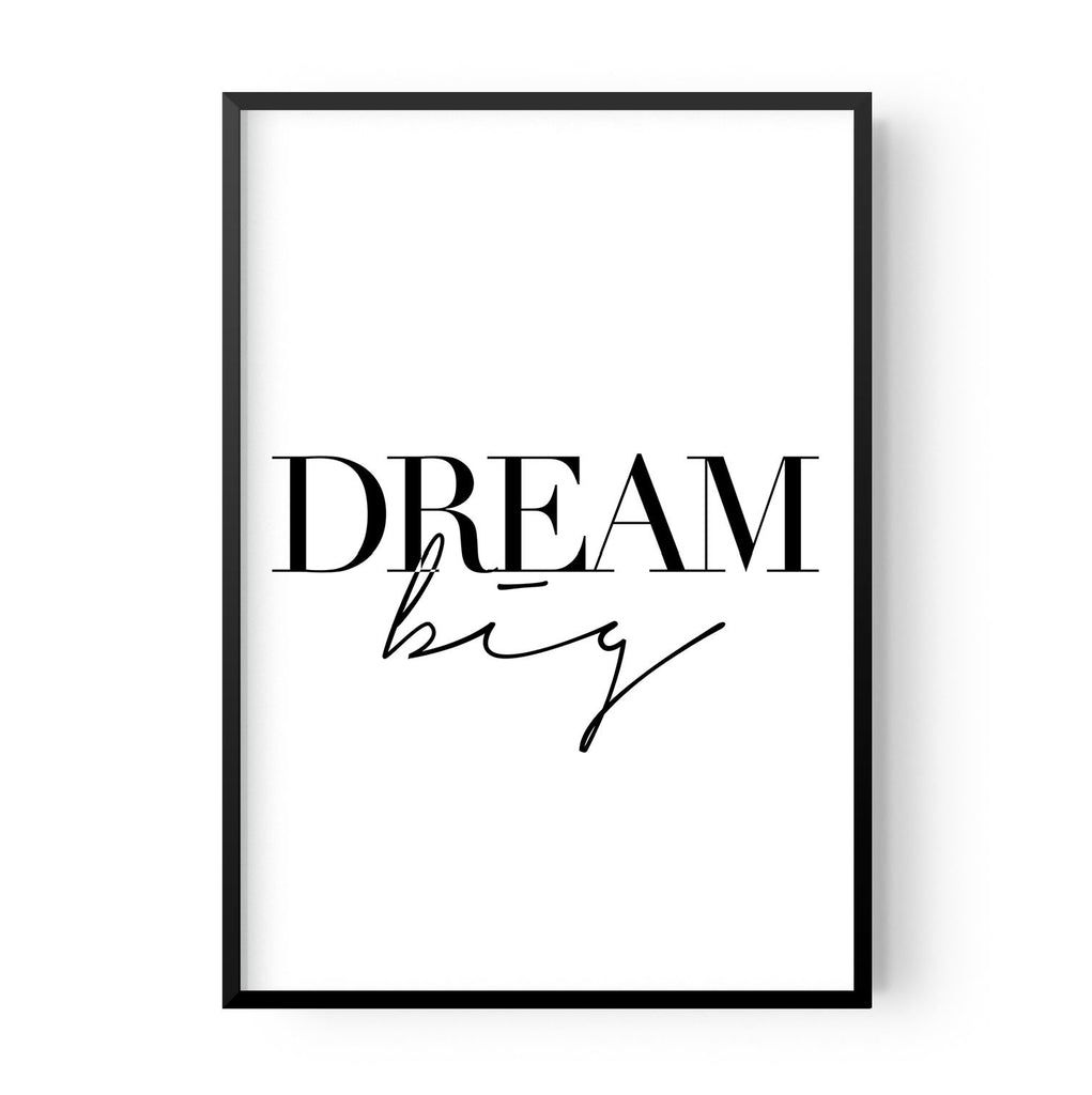 Dream Big - Hustle Living