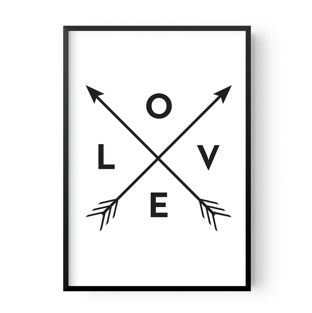 Love and Arrows - Hustle Living