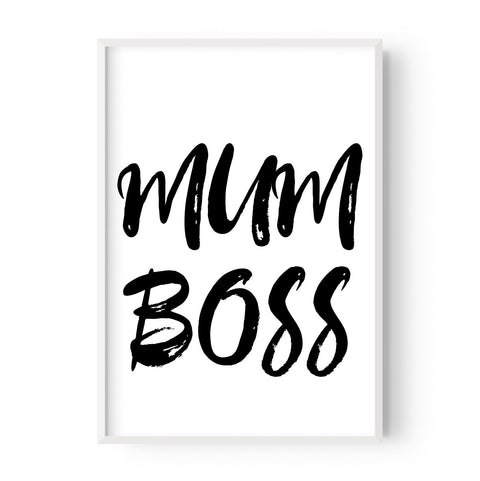 Mum Boss - Hustle Living