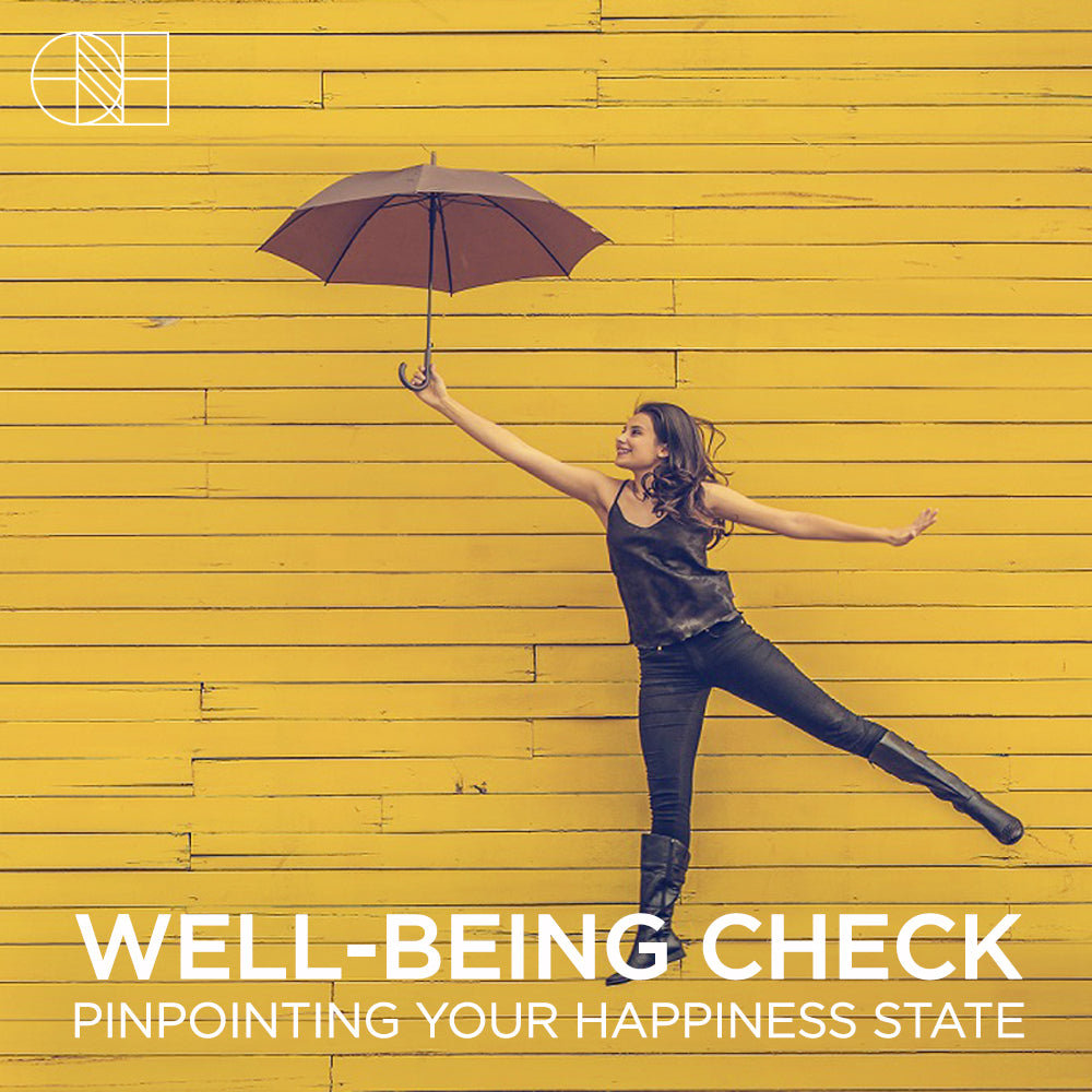 WELL-BEING CHECK: Pinpointing Your Happiness State