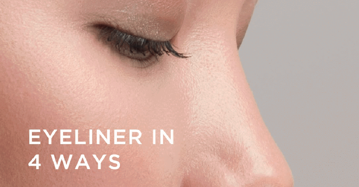 Ellana Beauty Basics: Eyeliner in 4 Ways