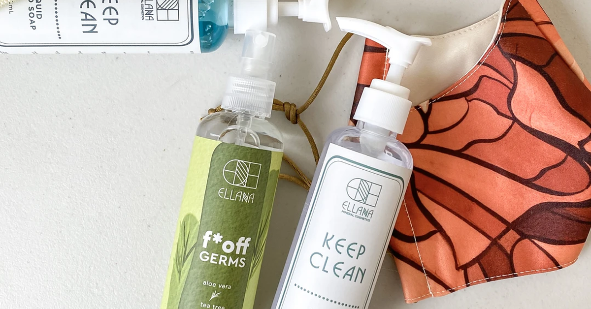 Keep Clean On The Go: Your Go-Bag Essentials