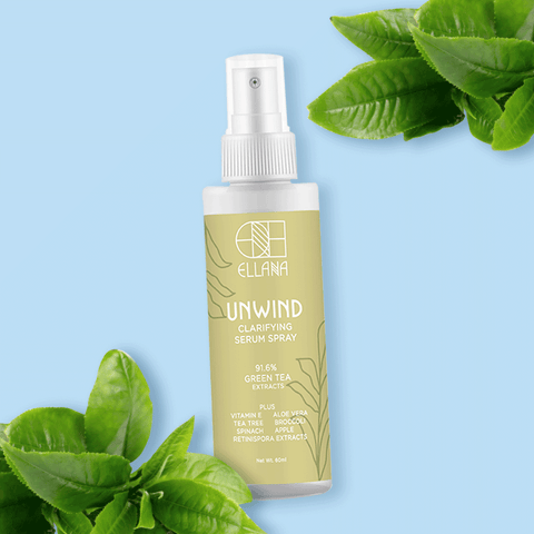 Ellana Unwind Clarifying Serum Spray
