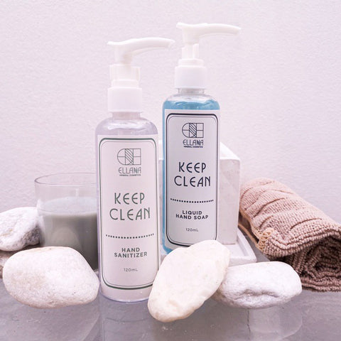 Ellana Mineral Cosmetics - Keep Clean Hand Sanitizer