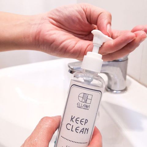 Ellana Mineral Cosmetics - Keep Clean Liquid Hand Soap