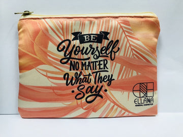 Be Yourself Pouch