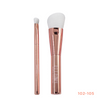 Kallista Rose Gold Brush Duo