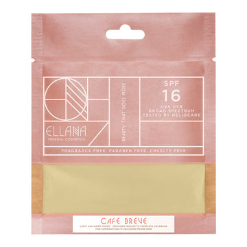 Cafe Breve [Refill Only]│Loose Mineral Foundation
