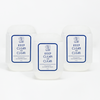 Keep Clean Face and Body Bar Soap - Pack of 3