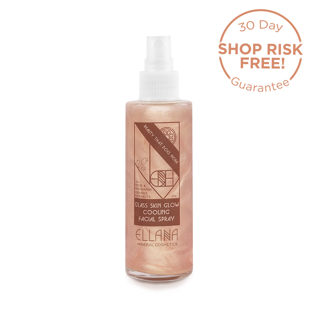 Free Gift | Glass Skin Glow Cooling Facial Mist