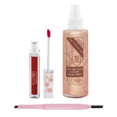 Glow and Brow Set