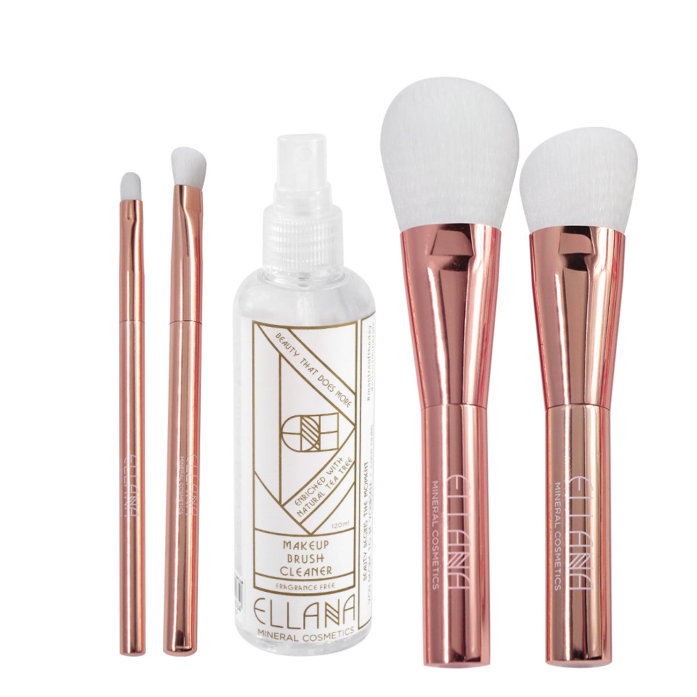 Kallista Brush Quad + Brush Cleaner